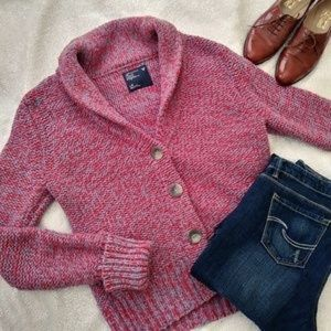 American Eagle Chunky Cardigan Sweater